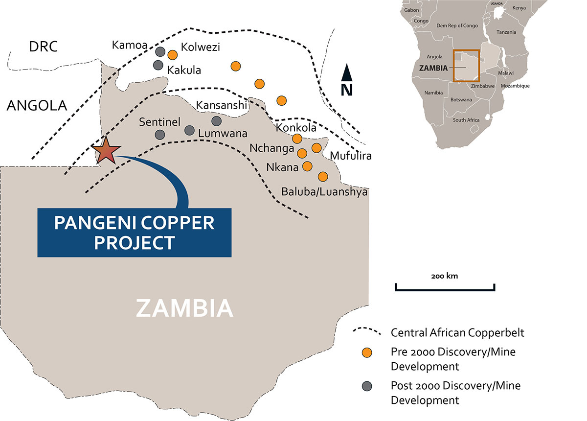 PANGENI COPPER PROJECT
